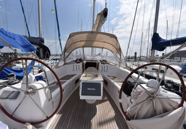 Barca a Venezia - Yacht Camilla