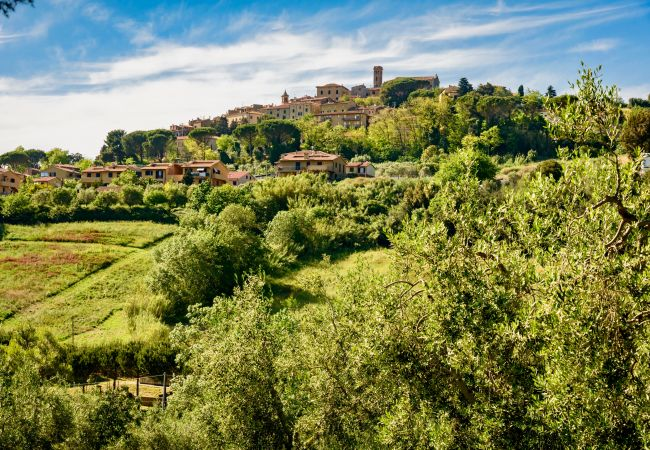 Casa rurale a Bolgheri - WINE COTTAGE - SCIROCCO
