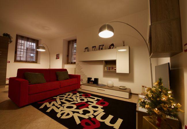 Ferienwohnung in Verona - Residenza gli Amanti