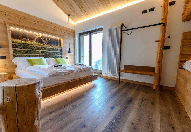 Landhaus in Chies d´Alpago - CASERA PIAN GRAND