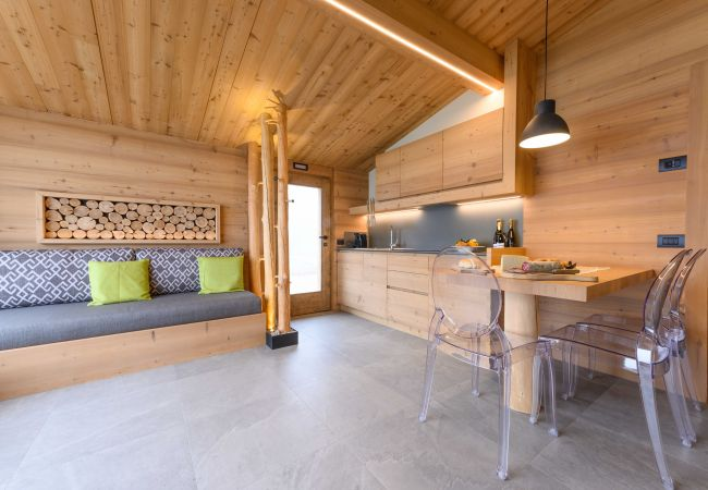 Cottage in Chies d´Alpago - CASERA PIAN GRAND - WELLNESS LODGE